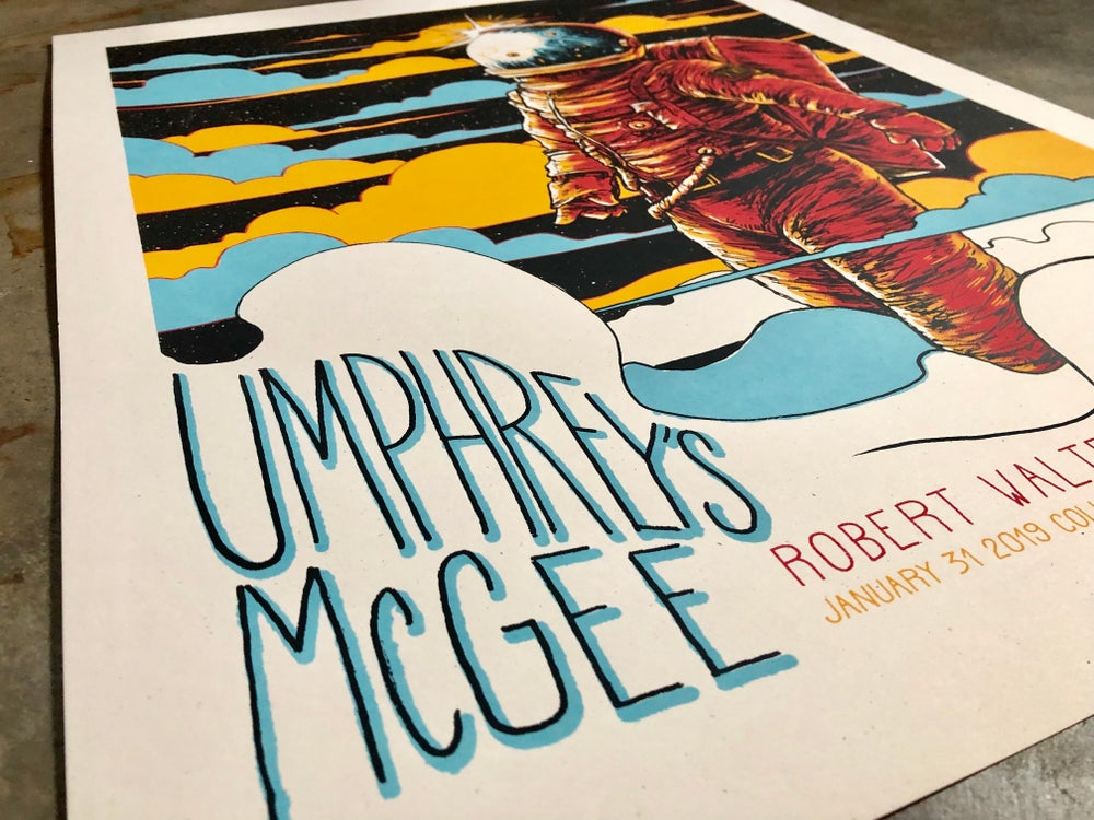 Image of Umphrey's McGee Jan 31 2019
