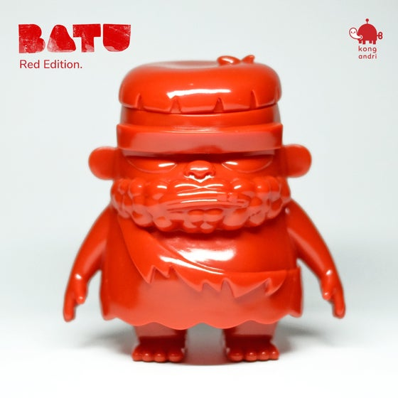 Image of sibatu blank - red edition