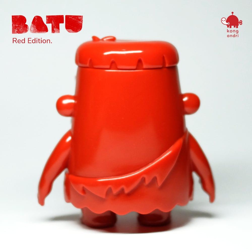 Image of sibatu blank - red edition