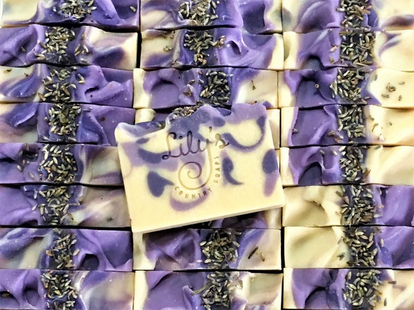 Image of Lavender Goat Milk Soap
