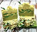 Lemongrass Green Tea Goat Milk Soap
