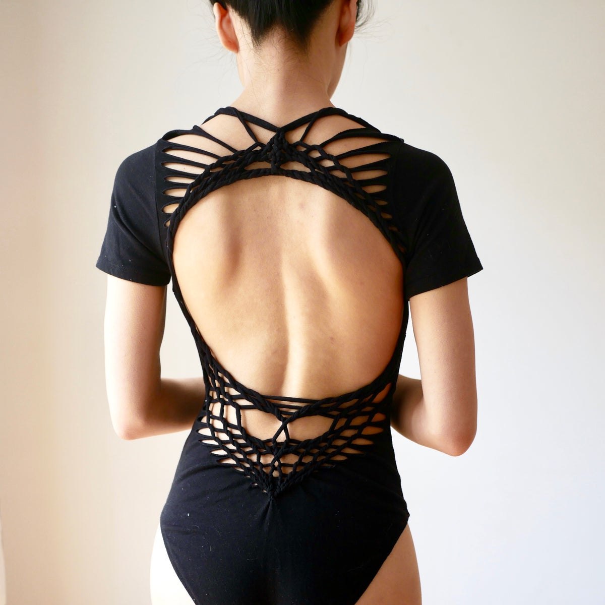 Image of Liliana Bodysuit - Dance Weaver Creations