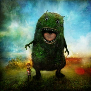 """My friend Lester tongue heart"" - Alexander Jansson Shop"