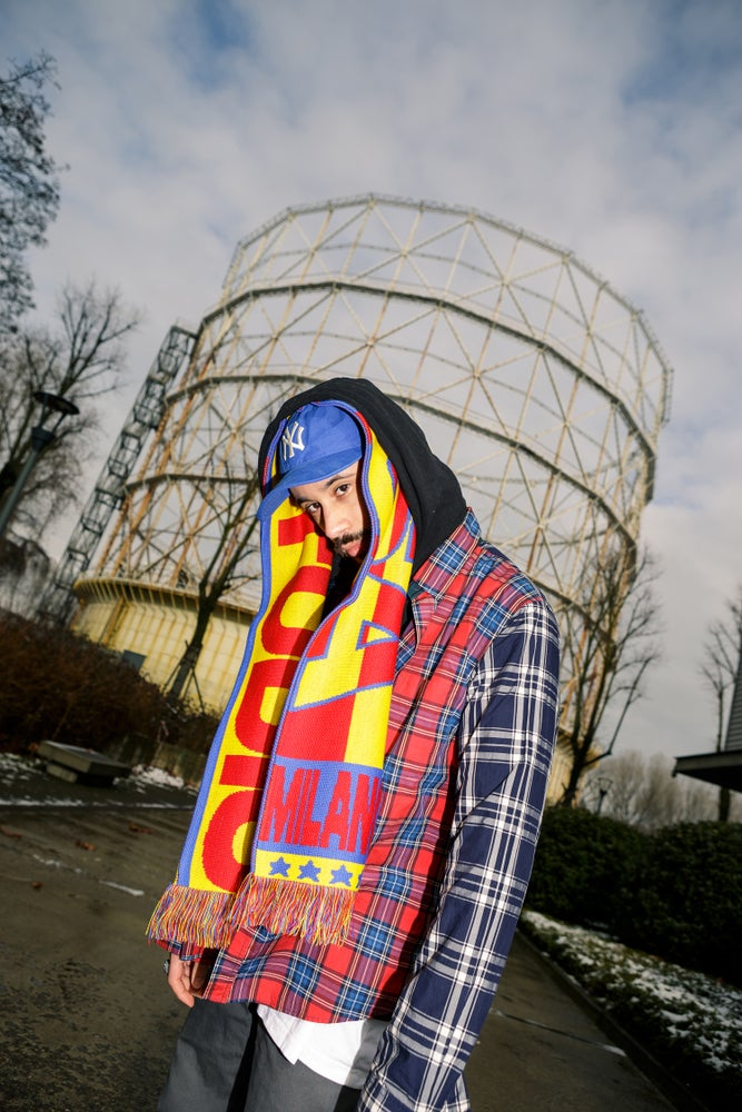 Image of BS Milano Addosso Scarves 01