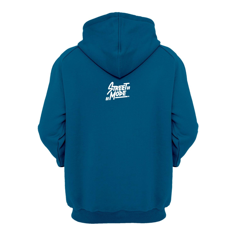 Image of Street Mode Hoodie (Blue)