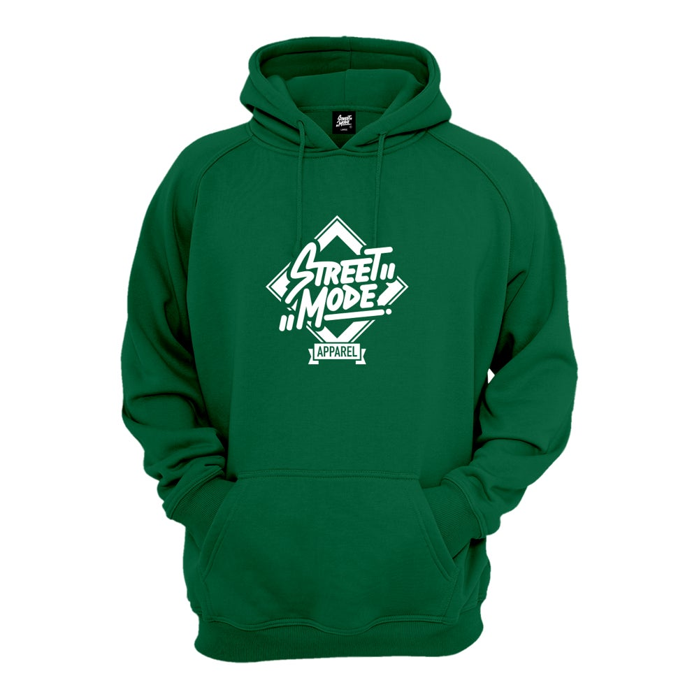 Image of Street Mode Hoodie (Green)