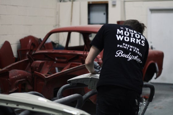 Image of MW PAINTSHOP TEE