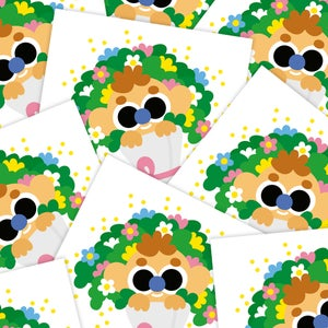 Image of <b> Hello, I´m your present </b> Greeting Card