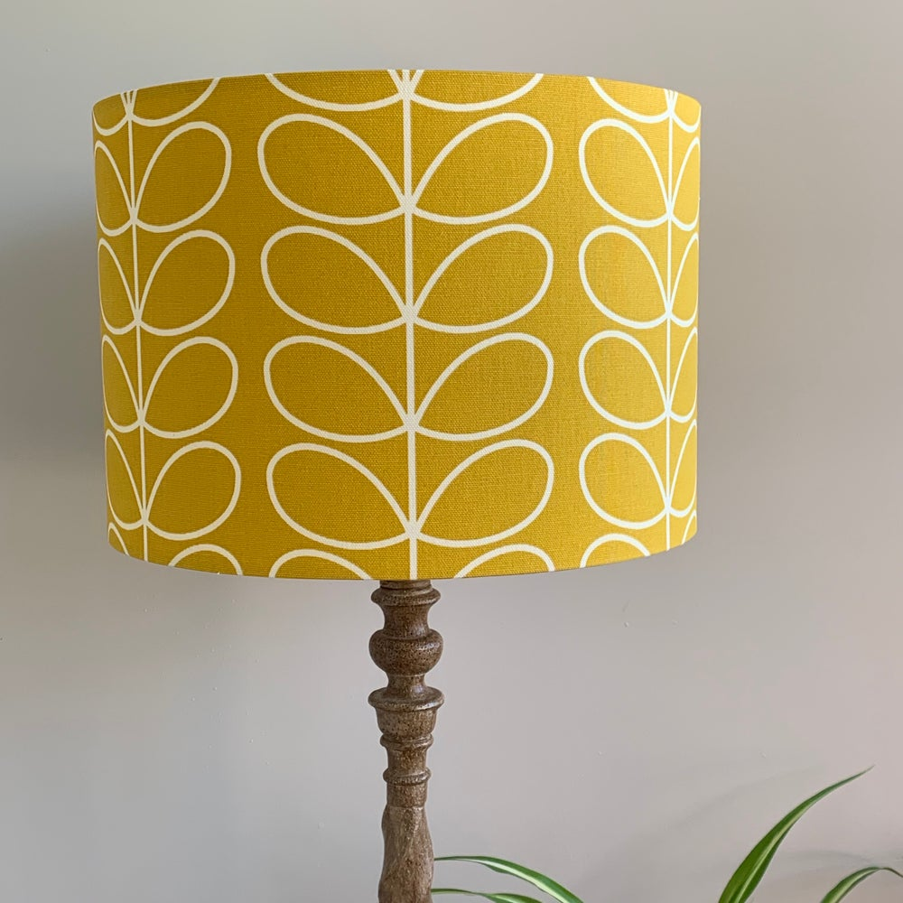 Image of Orla Kiely Linear Stem Dandelion Shade