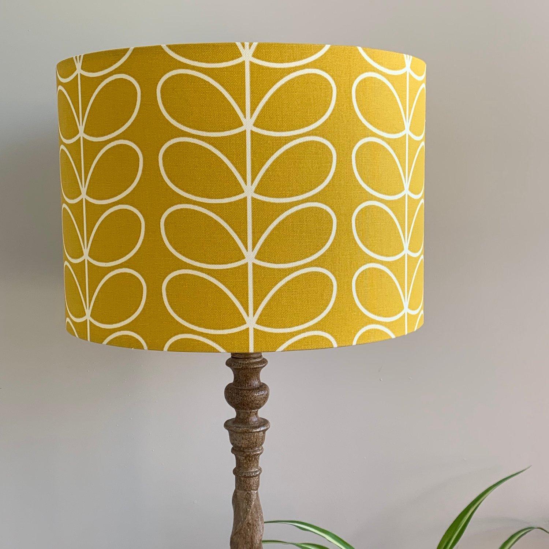 Image of Orla Kiely Linear Stem Dandelion Shade