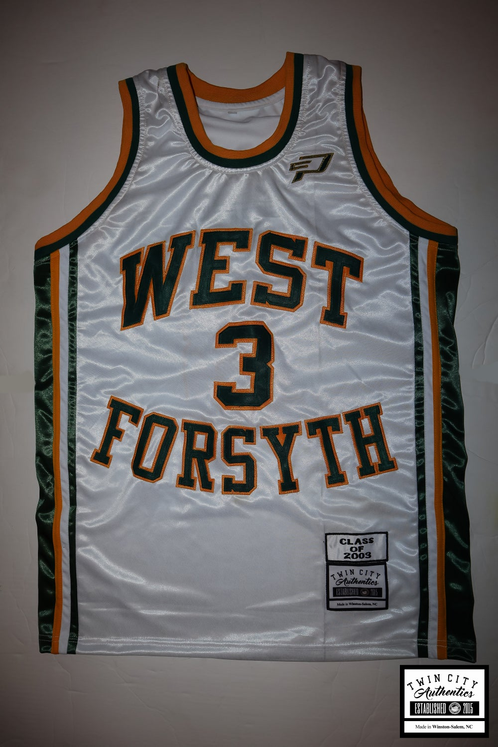 "Image of West Forsyth #3 Chris Paul ""Class Of 2003"""