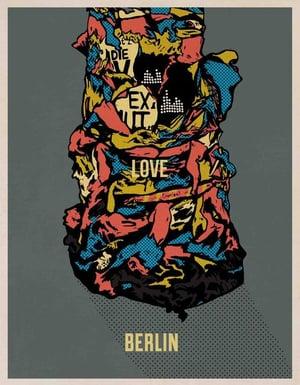 Image of 'Love Berlin' // Giclee print