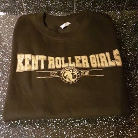 Image of Kent Roller Girls Sweatshirts
