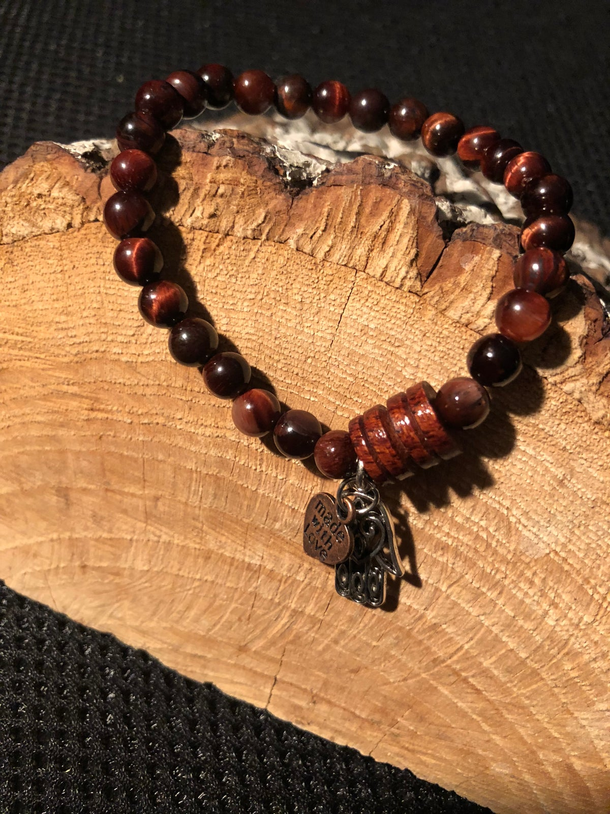 Image of TIGERS EYE BRACELETS