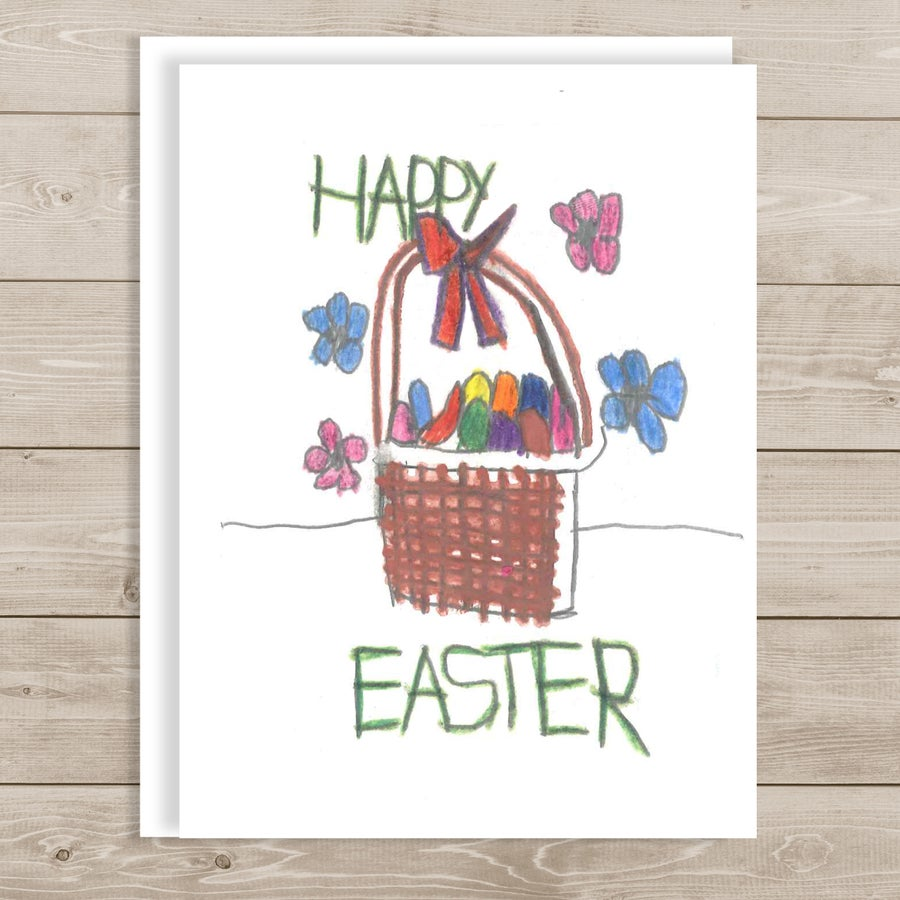 Image of Happy Easter - EGG-celent Holiday Card