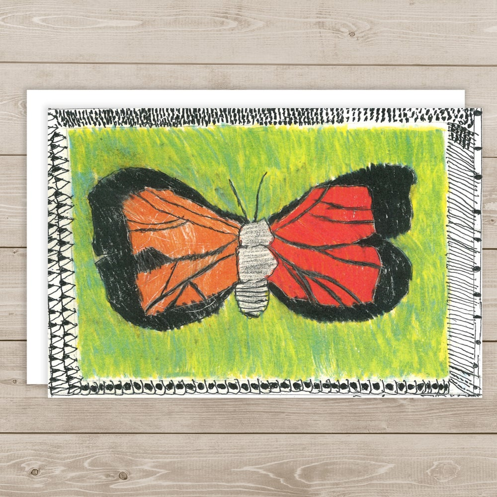 Image of The Butterfly