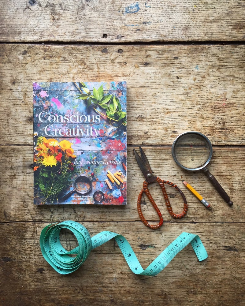 Image of 'Conscious Creativity' Book by Philippa Stanton - Signed Copy