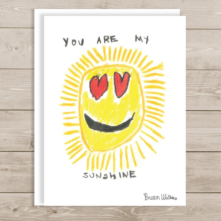Image of You Are My Sunshine - Smile