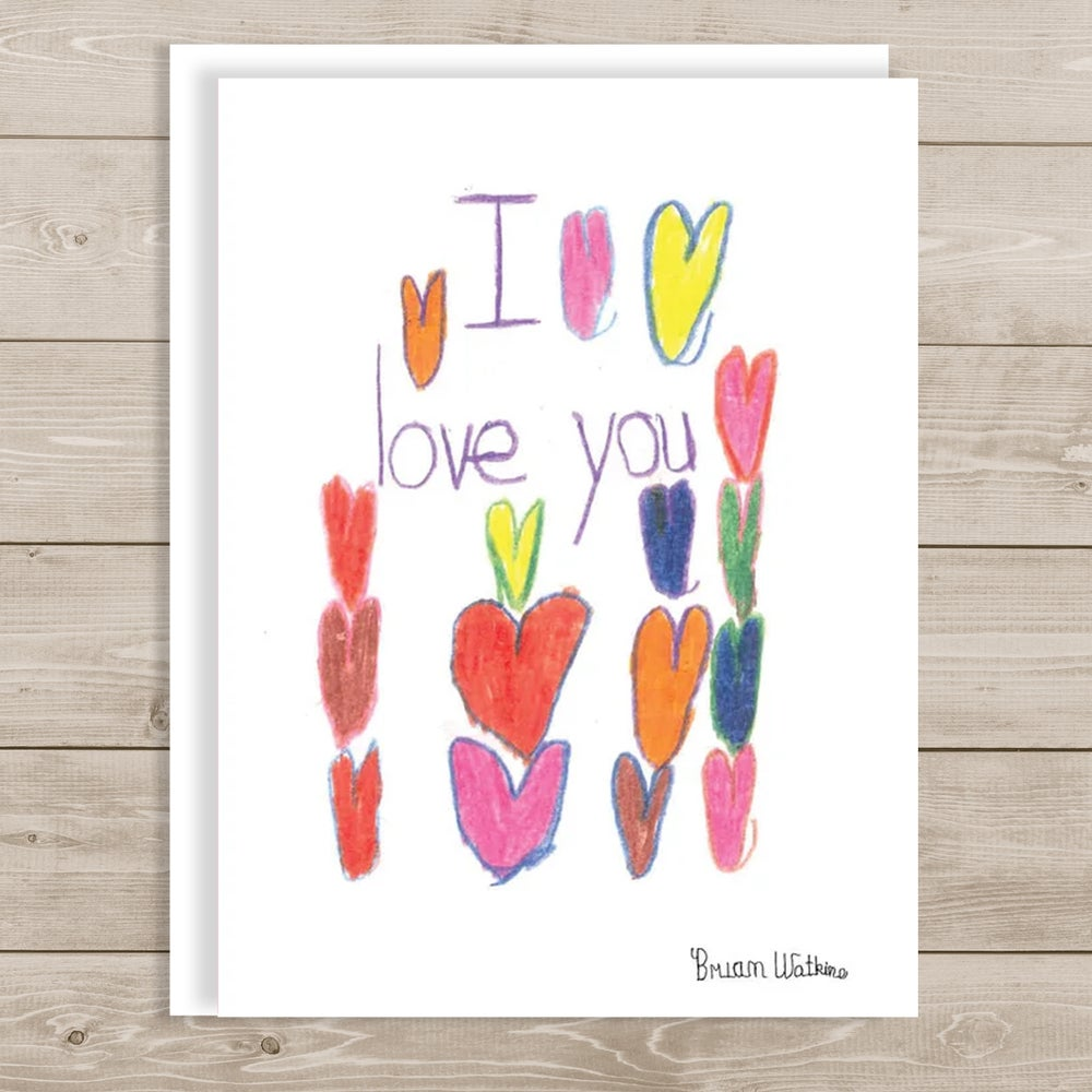 Image of I Love You