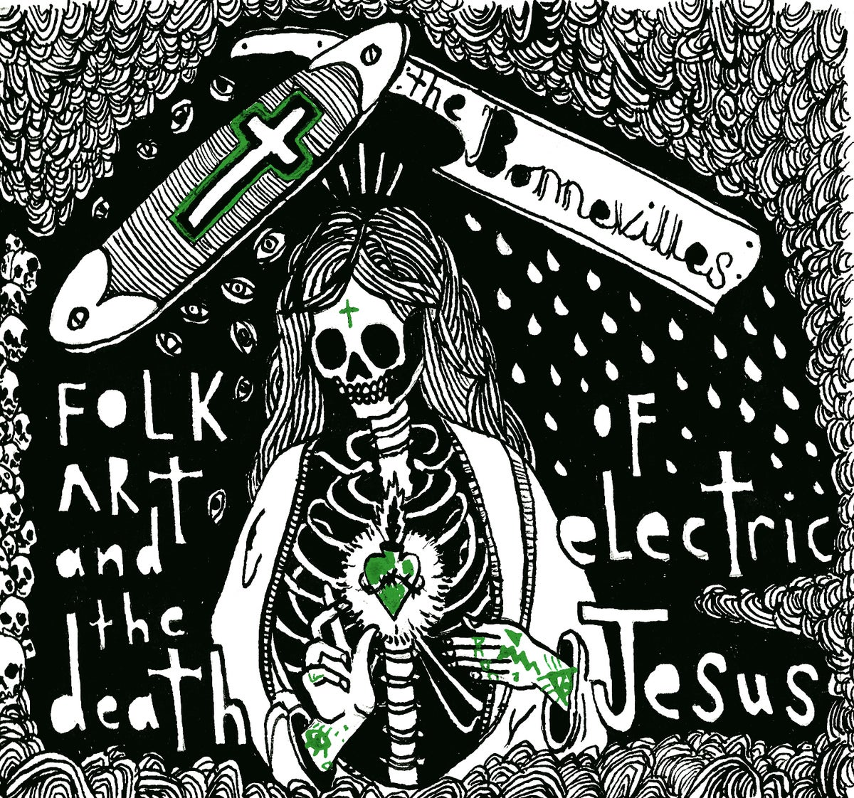 Image of Folk Art & The Death Of Electric Jesus CD