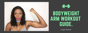 Image of Bodyweight Arm Workout Guide