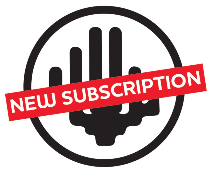 Image of NEW SUBSCRIPTION