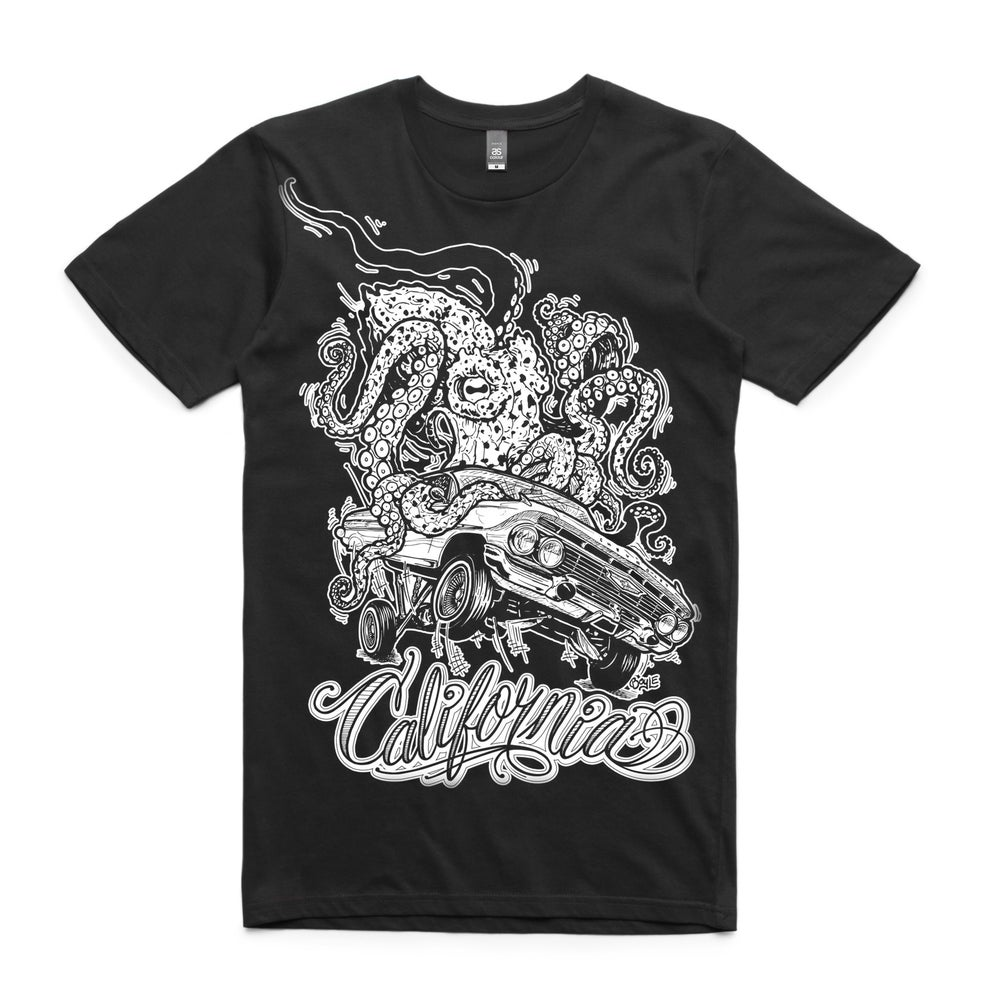 Image of Gettin Hyphy Mens Tee