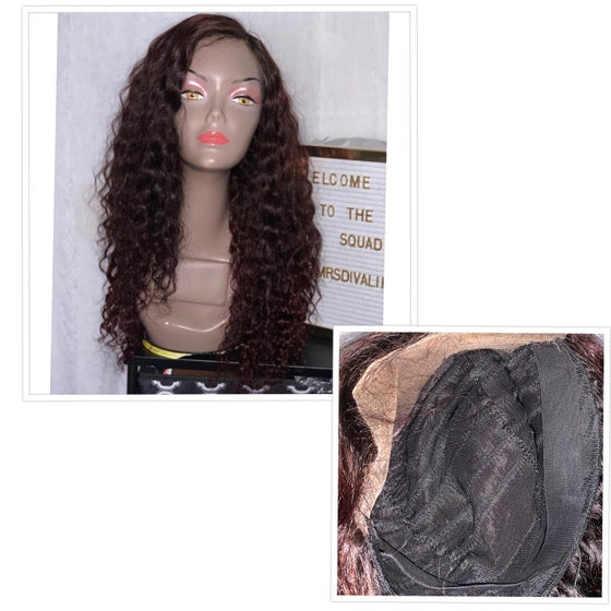 Image of Deep wave machine wig