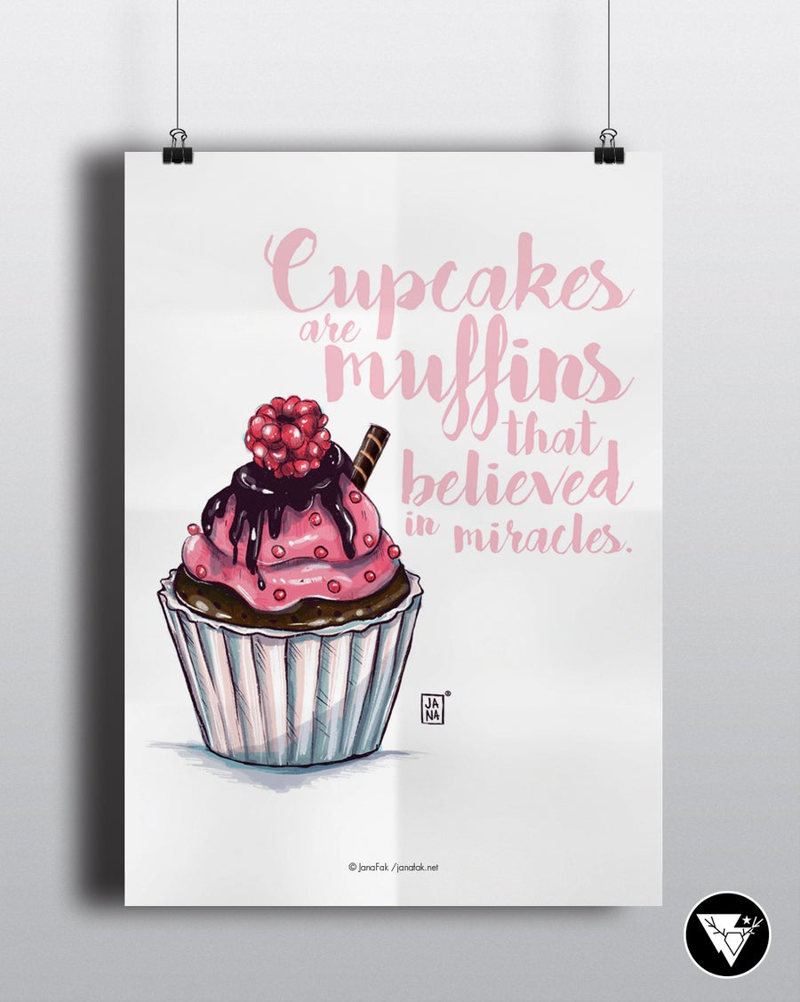 Image of Cupcakes and miracles