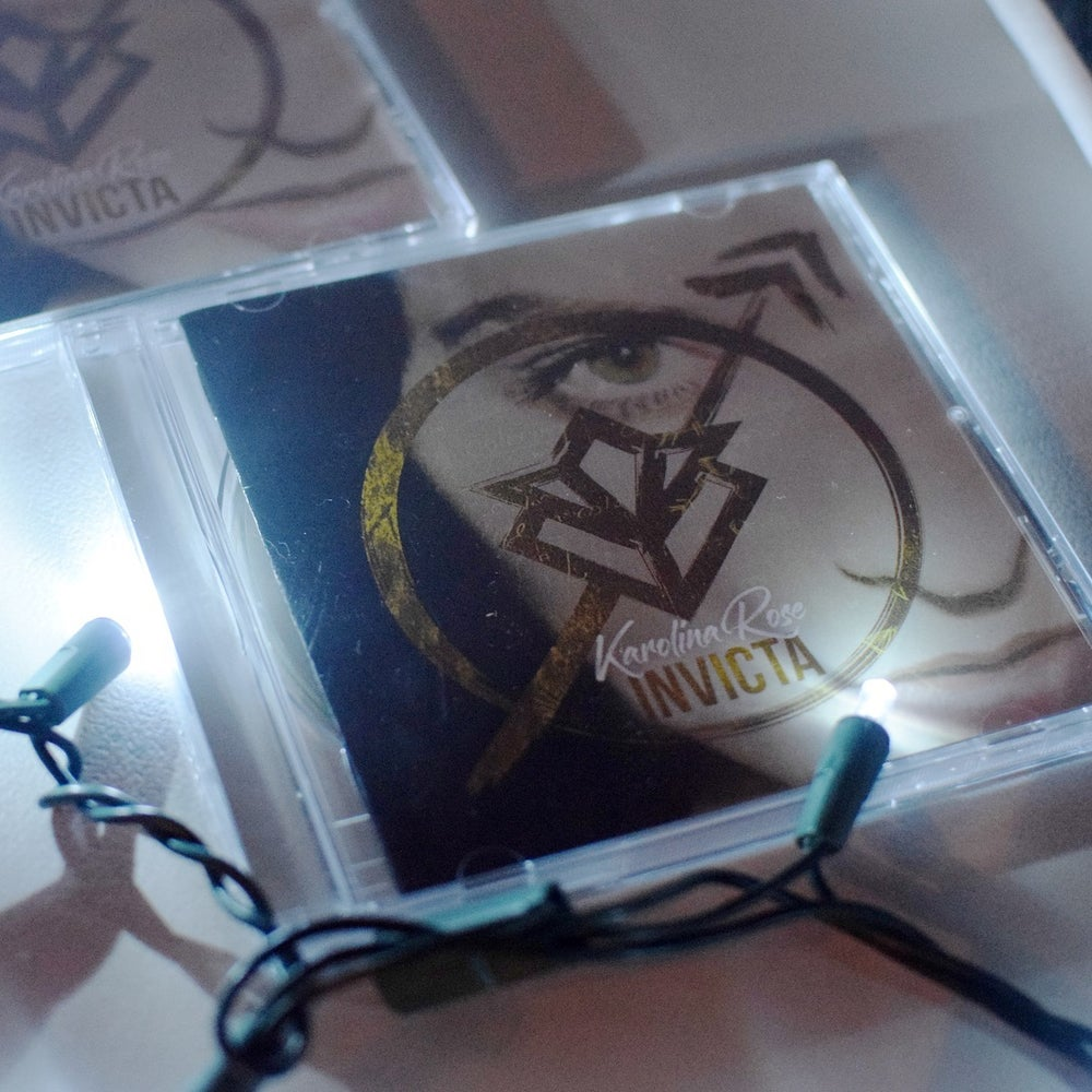 Image of Invicta EP Album - CD