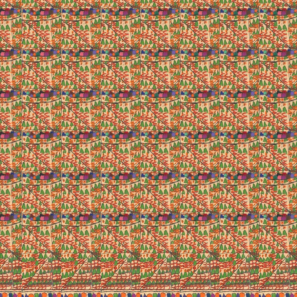 Image of Kaleidoscope all-occasion wrapping sheets