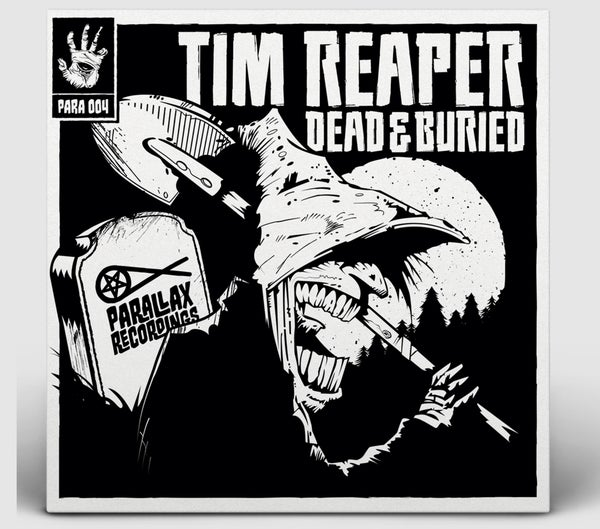 Image of Tim Reaper - Dead & Buried EP