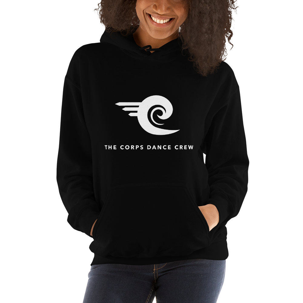 Image of The Corps Dance Crew Hoodie
