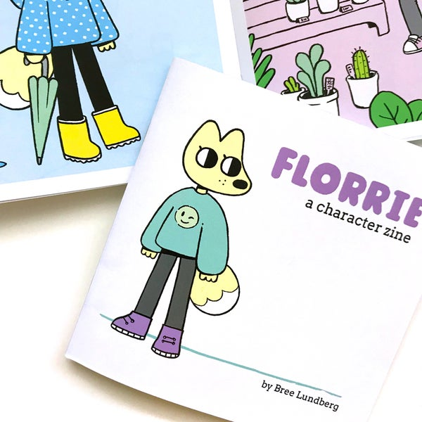 Image of Florrie - Zine