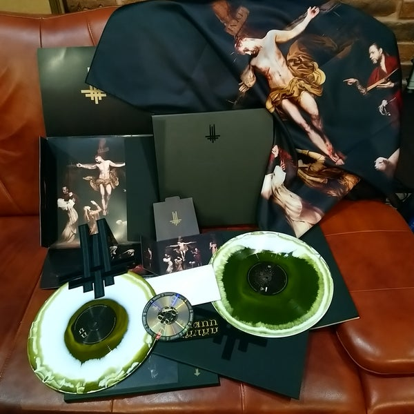 "Image of Behemoth 2018 ""I Loved You At Your Darkest"" Russian Edition Delux Boxset"