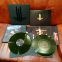"""Behemoth 2018 """"I Loved You At Your Darkest"""" Russian Edition Limited to 250 Taiga Green LP"""