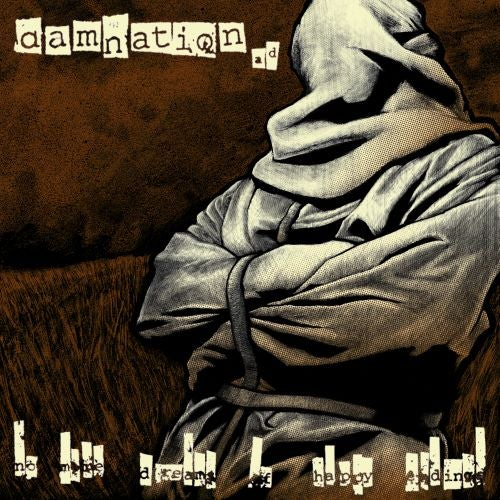 Image of Damnation AD- No More Dreams Of Happy Endings LP REMASTER (PRE-ORDER)