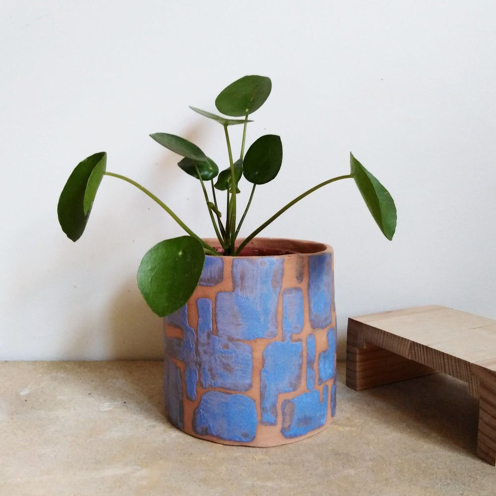 Image of abstract planter