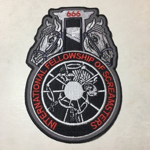 Image of LOCAL 666 patch by Brad Rohloff