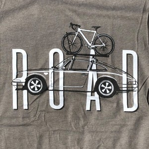 Image of 911 Bicycle 2-Sided Shirt