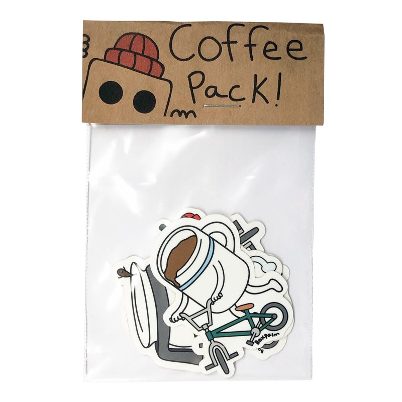Image of Coffee Pack!