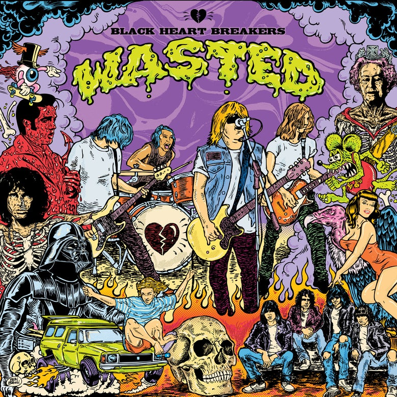 Image of Wasted Vinyl