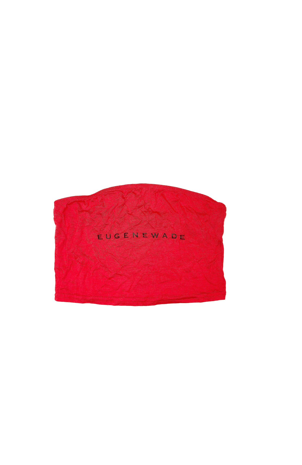 Image of BANDEAU TOPS (Red)