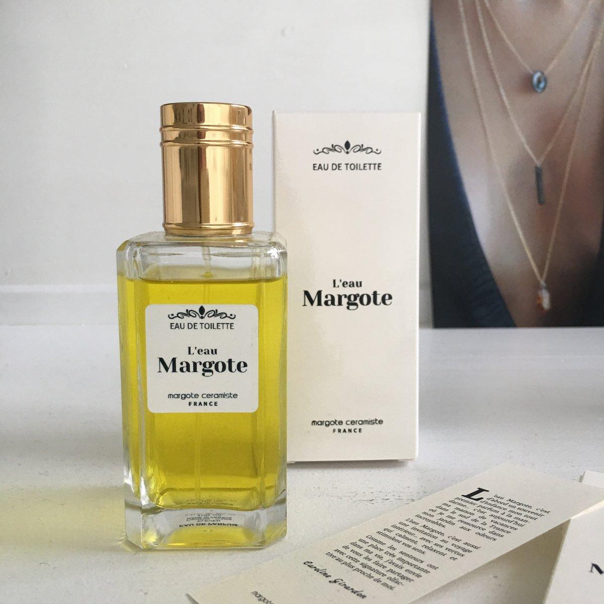 Image of L'EAU MARGOTE - L'EAU DE TOILETTE