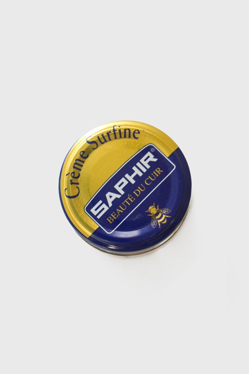 Image of Saphir Baute de Cuir Cream Polish