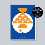 Image of Orange Sorbet - ©RecipeMe Card