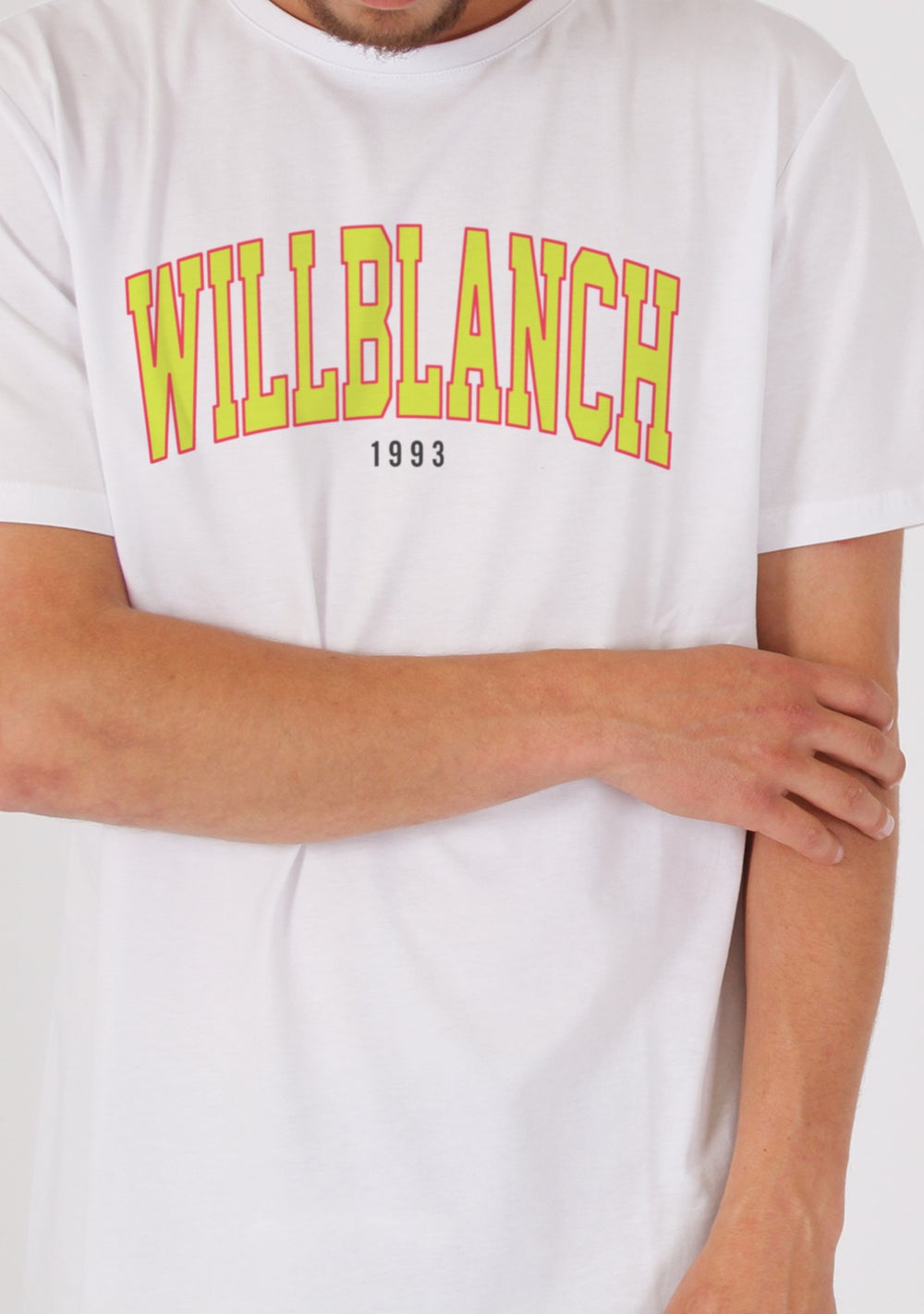 Image of THE COLLEGE TEE ( PERSONALIZABLE )