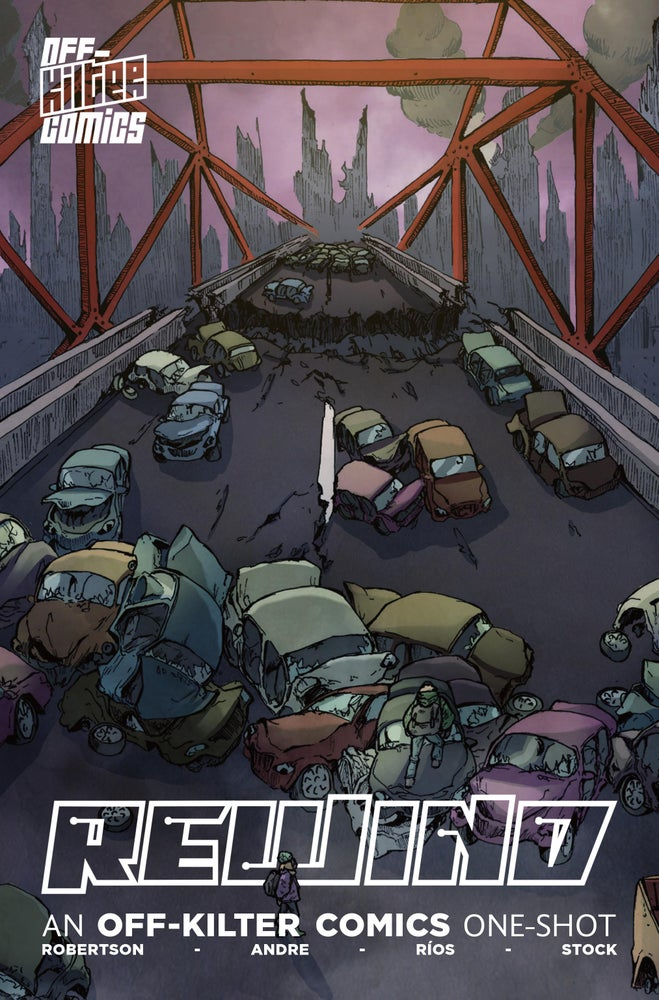 Image of Rewind - An Off-Kilter Comics One Shot