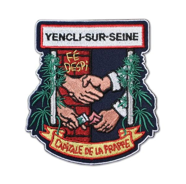 Image of YENCLI SUR SEINE