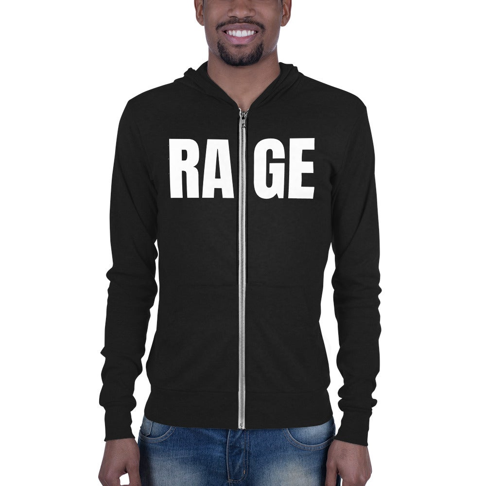 Image of RAGE HOODIE